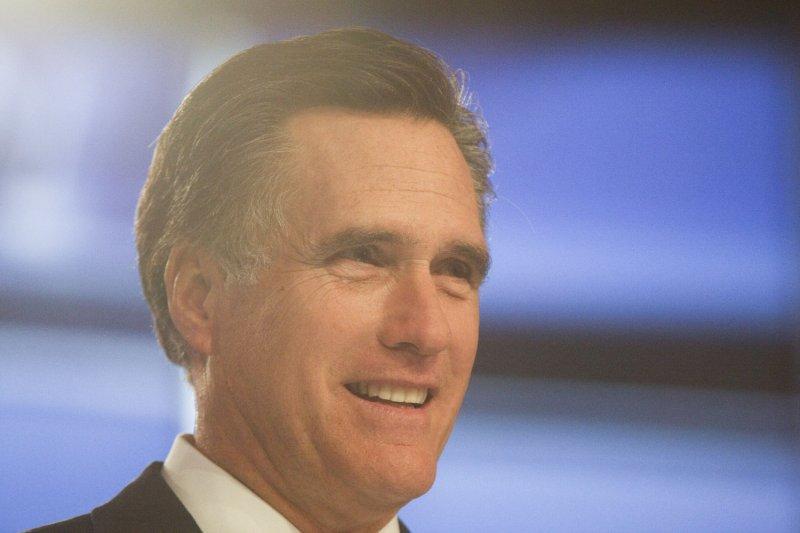 Mitt Romney, pictured June 13, 2011, in Manchester, N.H. UPI/Ryan T. Conaty