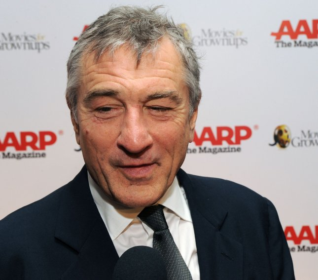Actor Robert De Niro arrives at AARP's 9th annual Movies for Grownups awards gala held in Beverly Hills, California on February 16, 2010. De Niro was honored with the organization's Life Achievement Award. UPI/Jim Ruymen