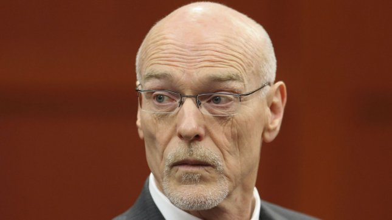 Defense attorney Don West. UPI/Gary W Green/Pool