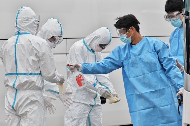 Support is growing for the declaration of a nationwide emergency in Japan as COVID-19 cases mount in the country. File Photo by Keizo Mori/UPI