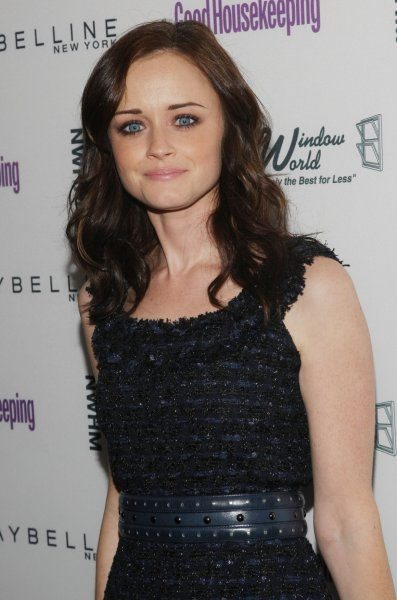 Gilmore Girls star Alexis Bledel arrives to the Good Housekeeping's Shine On Awards at Radio City Music Hall on April 12, 2011 in New York City. She reveals her favorite characters on The Tonight Show. File Photo by Monika Graff/UPI