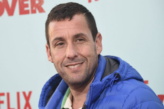 Cast member Adam Sandler attends the premiere of The Do-Over in Los Angeles on May 16, 2016. A trailer has been released for Sandler's next Netflix movie Sandy Wexler, which will begin streaming on April 14. File Photo by Phil McCarten/UPI