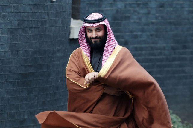 Saudi Crown Prince Mohammed bin Salman is trying to add more non-oil revenue to the economy. A profile from Moody's, however, sees headwinds ahead. File Photo by Hugo Philpott/UPI