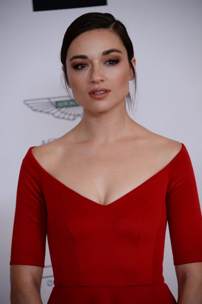Crystal Reed is set to star on DC's Swamp Thing television series. File Photo by Jim Ruymen/UPI