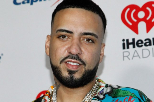 French Montana was rushed to a hospital after experiencing an elevated heart rate, stomach pains and nausea. File Photo by James Atoa/UPI