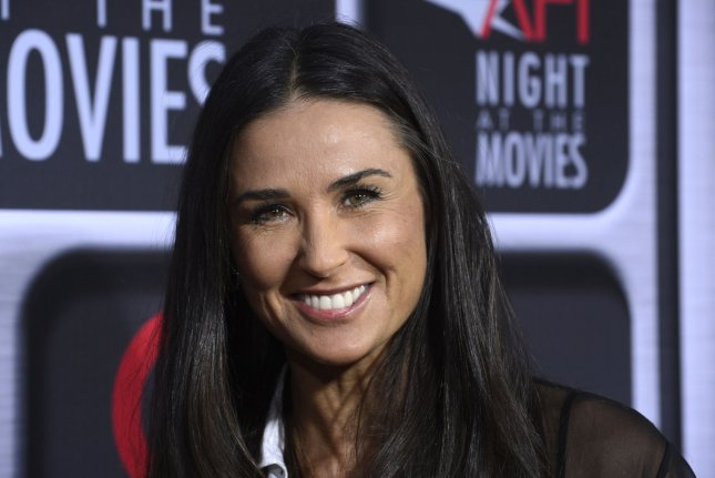 Demi Moore attends the AFI Night at the Movies held at the Arclight Theatre in the Hollywood section of Los Angeles on April 24, 2013. UPI/Phil McCarten