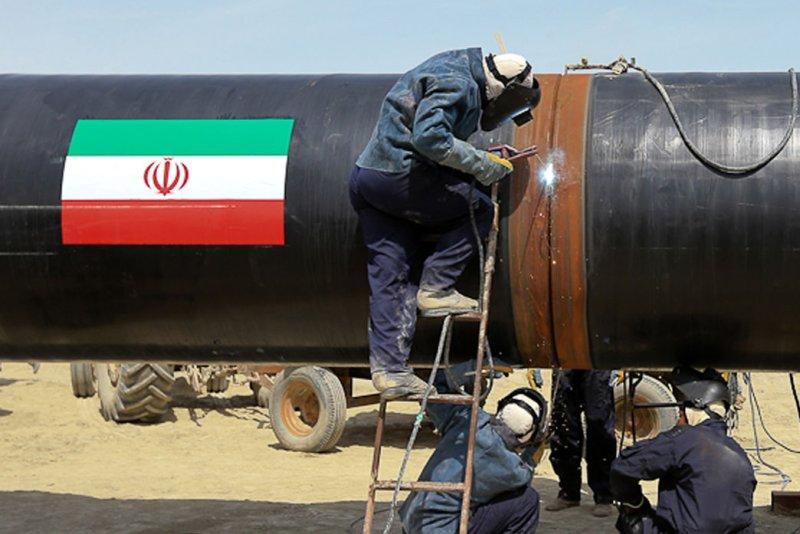 Iran seeks stronger energy ties to neighbors in Turkey. UPI/Hamid Forotan/ISNA