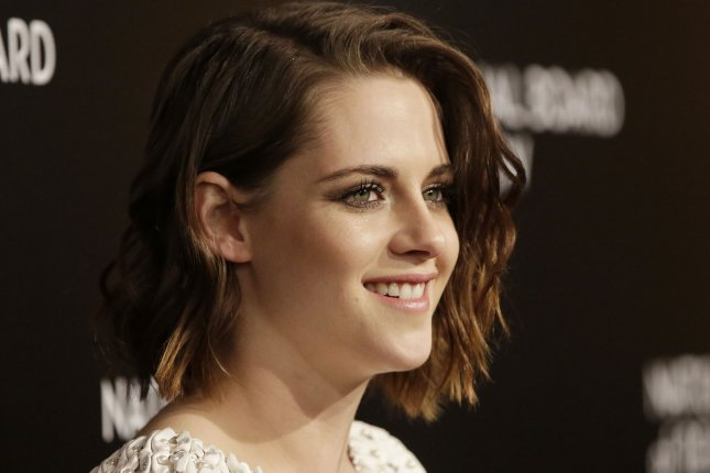 Kristen Stewart at the National Board of Review gala on January 5. The actress will star in a new Chanel campaign. File Photo by John Angelillo/UPI