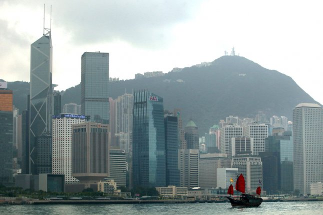 Hong Kong hosts North Korea shell companies that can conceal potentially illicit transactions, CNN reported Tuesday. File Photo by Stephen Shaver/UPI