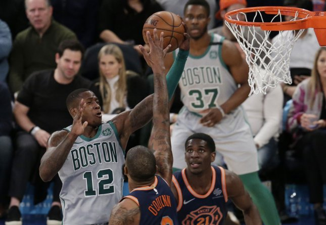 Celtics take it on the chin in Game 3 loss