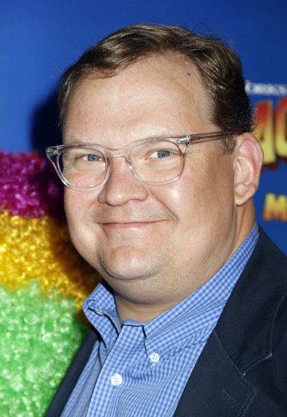 Andy Richter announced his separation from wife Sarah Thyre. File Photo by Laura Cavanaugh/UPI