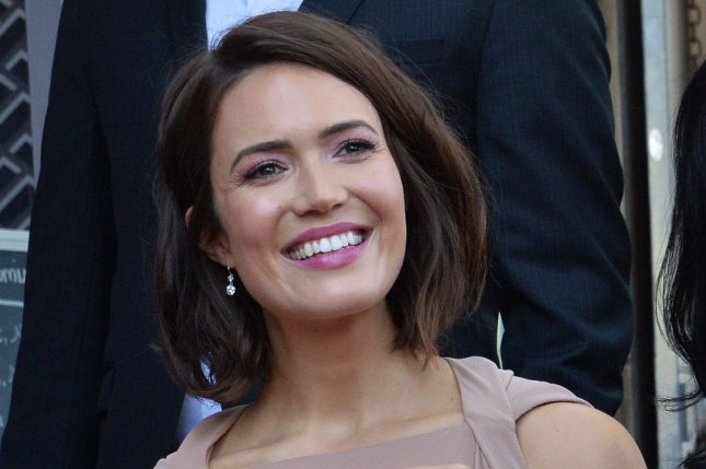 Mandy Moore said making it to Mount Everest base camp was a self-affirming and unforgettable experience. File Photo by Jim Ruymen/UPI