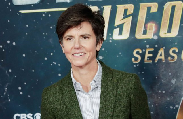 Tig Notaro has replaced Chris D'Elia in the Netflix movie, Army of the Dead. File Photo by John Angelillo/UPI