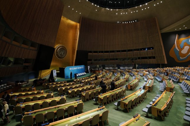 Seoul has not co-sponsored a resolution on North Korean rights abuses at the United Nations General Assembly. File Photo by Jemal Countess/UPI