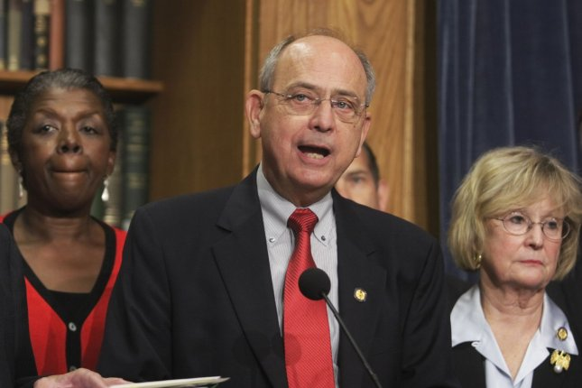 House Committee on Natural Resources Chairman Rep. Doc Hastings is named in a Greenpeace report as having ties to the energy industry. (UPI Photo/Kamenko Pajic)