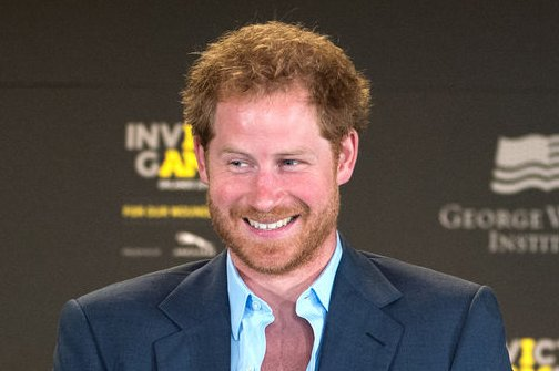 Prince Harry at the Invictus Games Symposium on May 8. File Photo by EJ Hersom/UPI