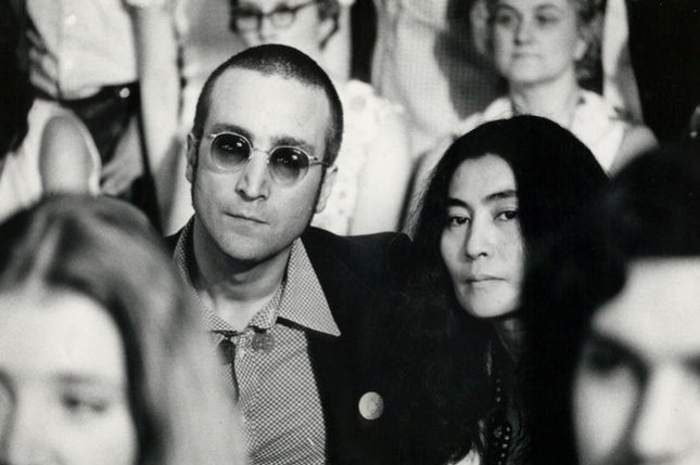 On January 3, 1969, police in Newark, N.J., confiscated a shipment of the John Lennon-Yoko Ono album Two Virgins because the cover photo, featuring full frontal nudity, violated pornography laws. UPI File Photo