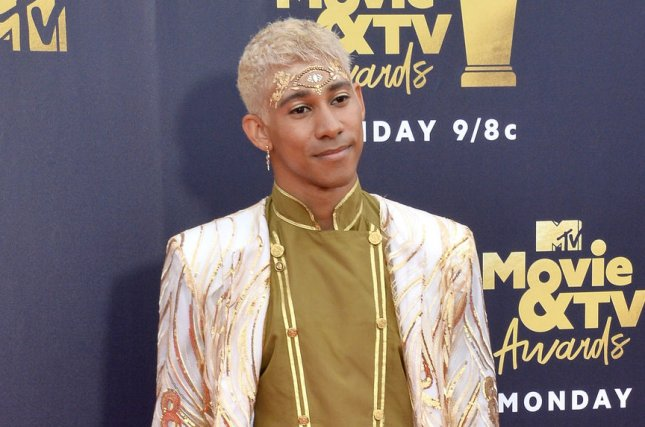 Keiynan Lonsdale has been cast in Starz's Step Up series, along with Enrique Murciano. File Photo by Jim Ruymen/UPI