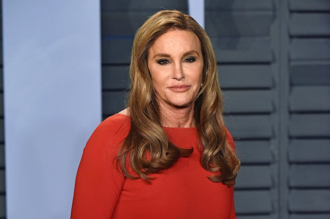 Caitlyn Jenner was eliminated from The Masked Singer on Wednesday night. File Photo by Christine Chew/UPI