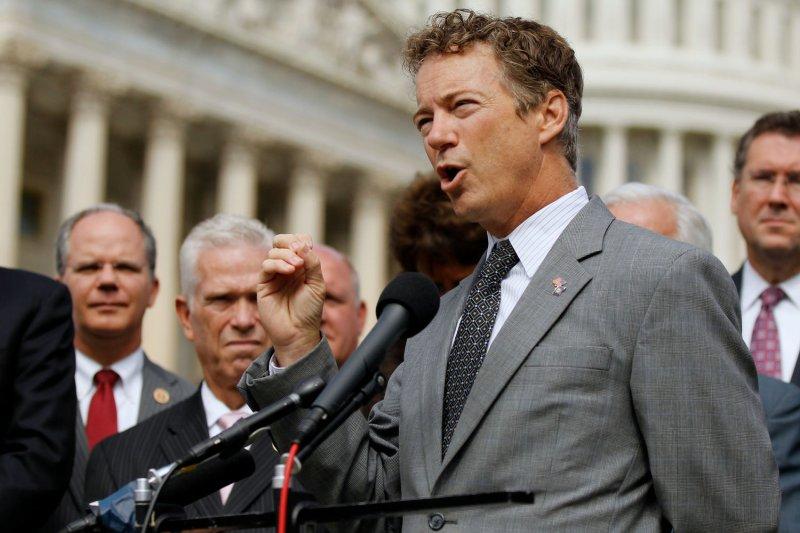 Monica Lewinsky scandal focus of Rand Paul attack
