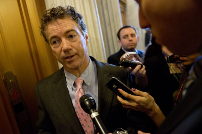 Sen. Rand Paul (R-KY). File Photo by Kevin Dietsch/UPI