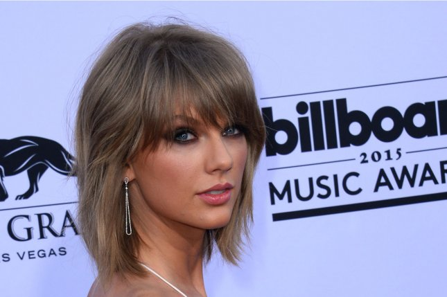 Singer Taylor Swift attends the Billboard Music Awards held at the MGM Grand Garden Arena in Las Vegas, Nevada on May 17, 2015. File Photo by Jim Ruymen/UPI