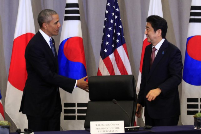 President Barack Obama on Thursday apologized for the murder of a Japanese woman allegedly killed by a former U.S. Marine. Obama arrived to Japan on Wednesday for a Group of Seven meeting. Pool Photo by Dennis Brack/UP