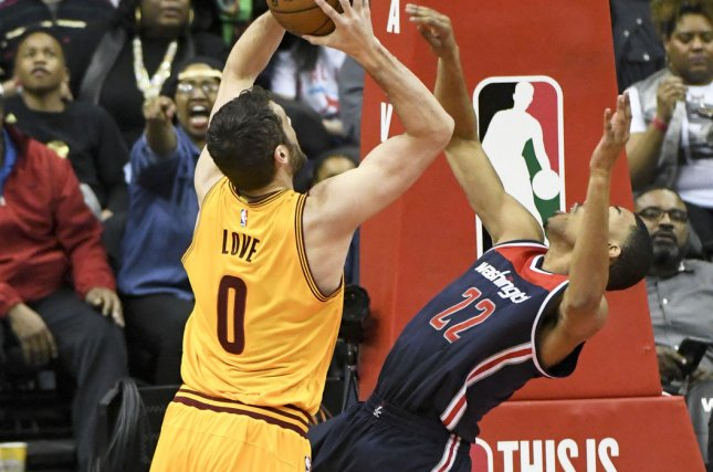 National Basketball Association roundup: James (triple-double) leads Cavaliers