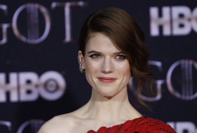 Actress Rose Leslie has left The Good Fight after three seasons. File Photo by John Angelillo/UPI