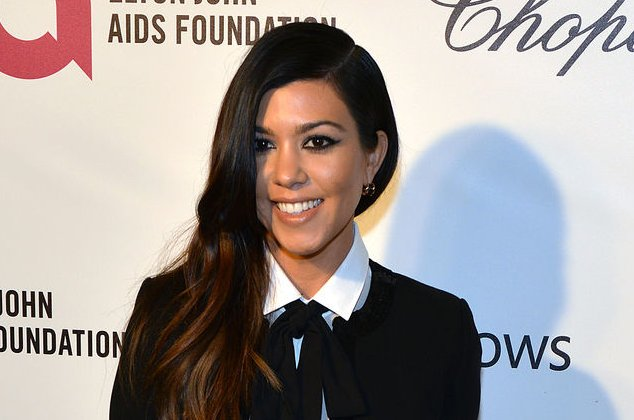 Kourtney Kardashian. UPI/Christine Chew