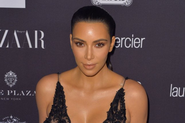 Kim Kardashian attends the Harper's Bazaar Icons party on September 9, 2016. The reality star was robbed at gunpoint Oct. 3 in Paris. File Photo by Andrea Hanks/UPI