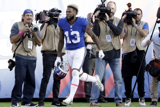 Odell Beckham Jr. Won't Get On Field Without Contract Extension