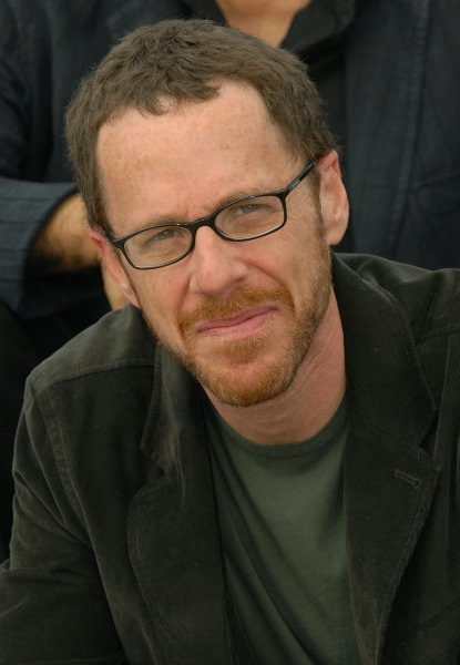 American director Ethan Coen attends the photocall for the 33 directors contributing to Chacun Son Cinema on the Terrasse Riviera at the 60th Cannes Film Festival in Cannes, France on May 20, 2007. (UPI Photo/Christine Chew)