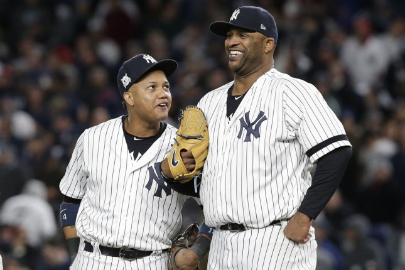 ALCS New York Yankees Veteran CC Sabathia Schools Houston Astros