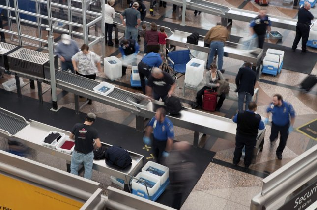 New bomb-detection technology could boost airport security, scientists claim. Photo by UPI/Gary C. Caskey