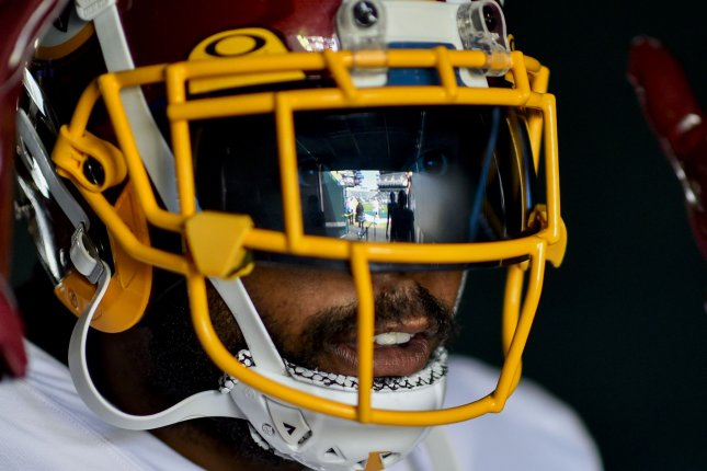 Josh Norman appeared in just two of the Washington Redskins' final six games last season. File Photo by Derik Hamilton/UPI