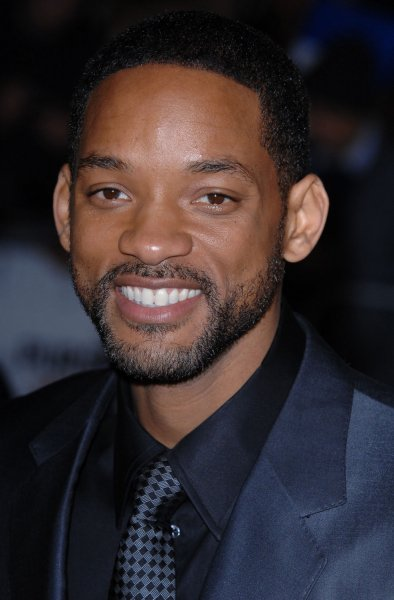 American actor Will Smith attends the premiere of The Pursuit Of Happyness at Curzon Mayfair in London on January 8, 2007. (UPI Photo/Rune Hellestad)
