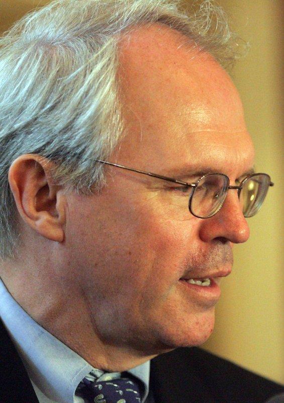 U.S. Assistant Secretary of State Christopher Hill, shown June 30, 2008. (UPI Photo/Stephen Shaver)