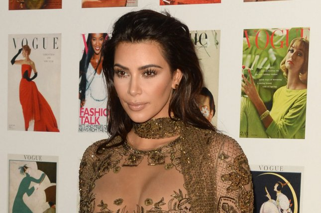 Kim Kardashian at the Vogue 100 gala on May 23. The reality star supports Rob Kardashian and Blac Chyna's marriage. File Photo by Paul Treadway/UPI