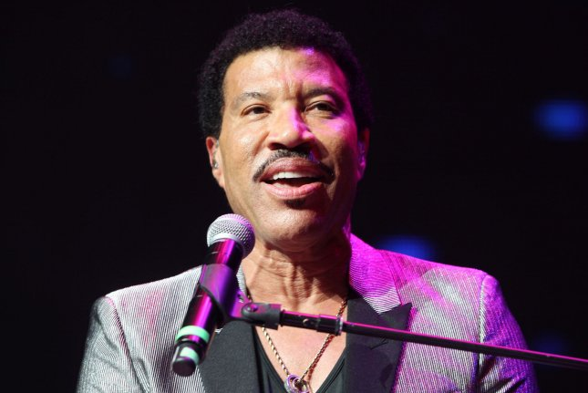 Lionel Richie entertains those attending Variety, The Children's Charity's Dinner with the Stars, at the Peabody Opera House on April 16, 2016. Richie may potentially become a judge on American Idol along with Charlie Puth and Luke Bryan. File Photo by Bill Greenblatt/UPI