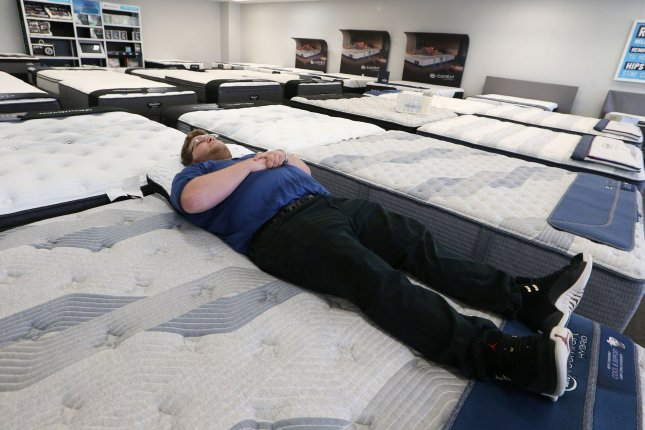 Website SleepJunkie is seeking a real-life Sleeping Beauty to be paid $3,000 to test and review three mattresses over a two-month period. File Photo by Bill Greenblatt/UPI