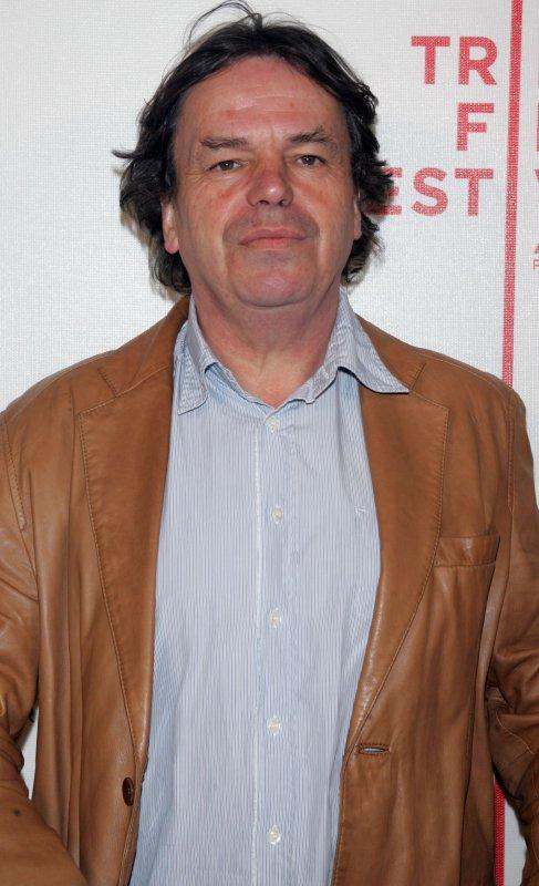 Neil Jordan arrives for the Tribeca Film Festival Premiere of Ondine at BMCC/TPAC in New York on April 28, 2010. UPI /Laura Cavanaugh