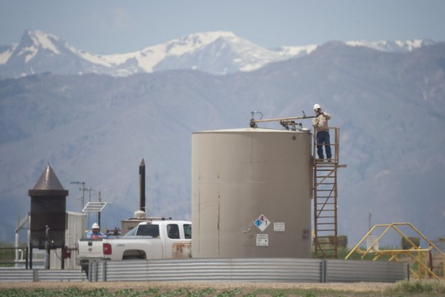Some oil operations in the United States are cost prohibitive with crude oil prices at their current levels, a market analysis finds. File Photo by Gary C. Caskey/UPI