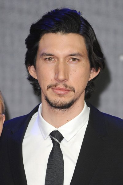 Adam Driver at the London premiere of Star Wars: The Force Awakens on December 16, 2015. The actor plays Kylo Ren in the Star Wars movies. File Photo by Paul Treadway/UPI
