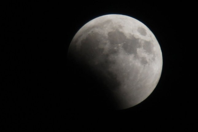 Longest total lunar eclipse concludes Friday night