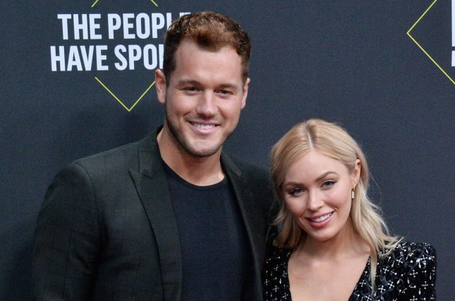 Cassie Randolph (R) has accused The Bachelor Season 23 star Colton Underwood of stalking and harassing her since their split. FilePhoto by Jim Ruymen/UPI