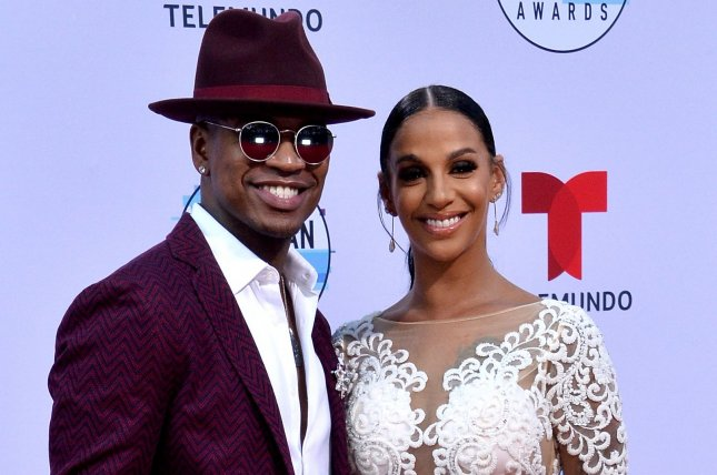 Ne-Yo (L) is expecting his fifth child, his third with his wife, Crystal Smith. File Photo by Jim Ruymen/UPI