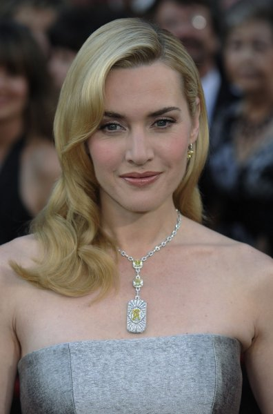 Actress Kate Winslet arrives on the red carpet at the 82nd Academy Awards in Hollywood on March 7, 2010. UPI/Phil McCarten