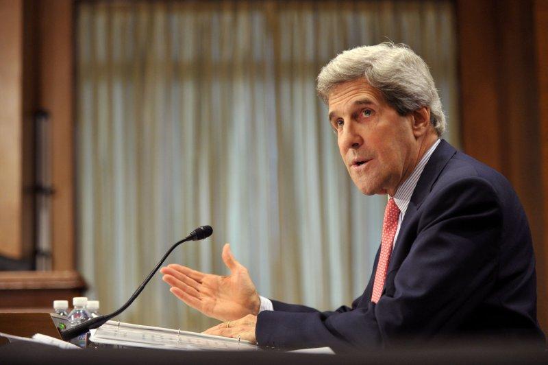 Secretary of State John Kerry. (File/UPI/Kevin Dietsch)