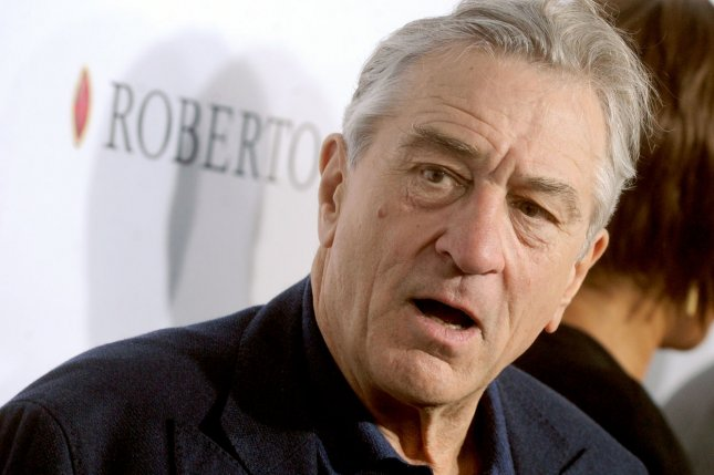 Robert De Niro arrives on the red carpet at the closing night screening of 'Goodfellas' during the 2015 Tribeca Film Festival at Beacon Theatre in New York City on April 25, 2015. Photo by Dennis Van Tine/UPI